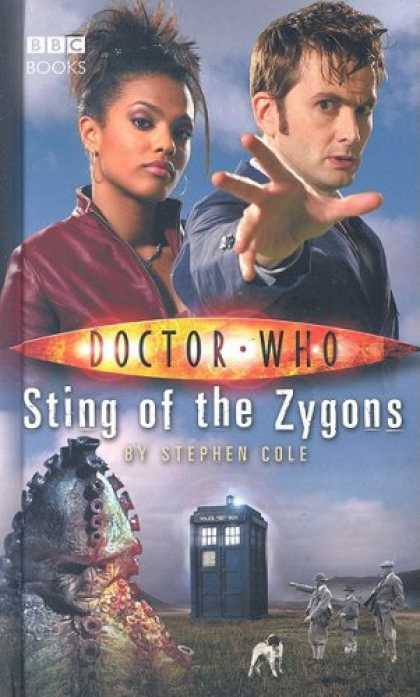 Doctor Who Books - Doctor Who: Sting Of The Zygons (Doctor Who (BBC Hardcover))