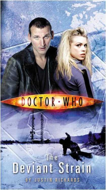 Doctor Who Books - Doctor Who: The Deviant Strain
