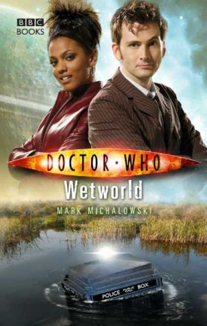 Doctor Who Books - Doctor Who: Wetworld (Doctor Who (BBC Hardcover))