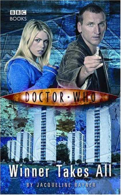 Doctor Who Books - Doctor Who: Winner Takes All