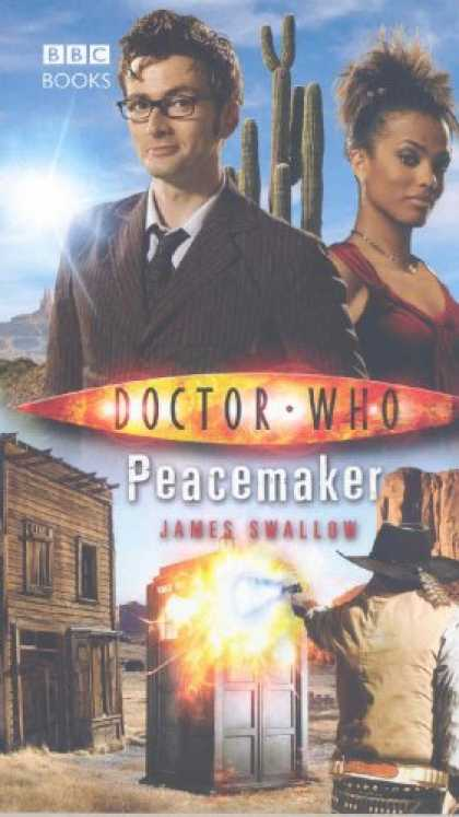 Doctor Who Books - Doctor Who: Peacemaker