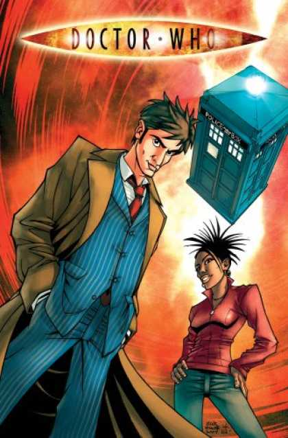 Doctor Who Books - Doctor Who: Agent Provocateur
