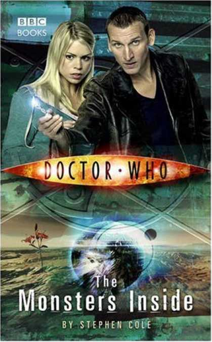 Doctor Who Books - Doctor Who: Monsters Inside