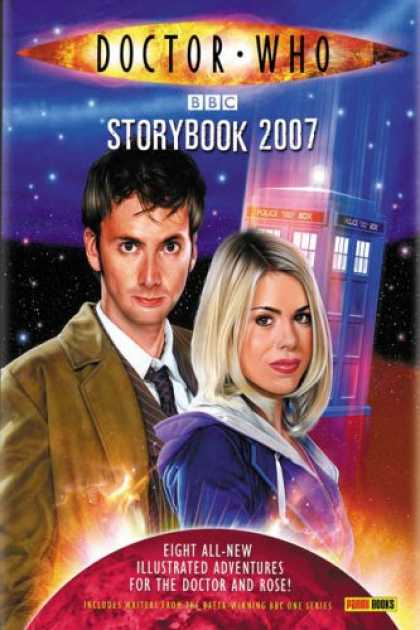 Doctor Who Books - The Doctor Who Storybook 2007 (Dr Who)
