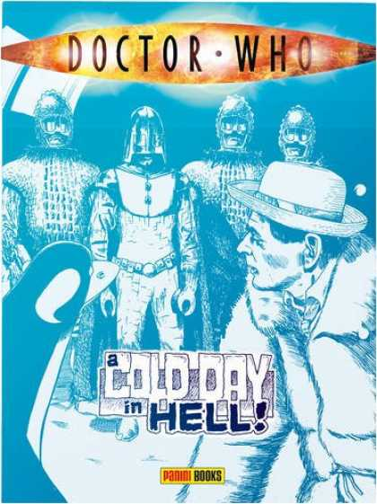 "Doctor Who Books - ""Doctor Who"": A Cold Day in Hell (Dr Who Graphic Novels)"