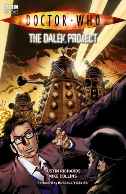"Doctor Who Books - Doctor Who: The Dalek Project (""Doctor Who"")"