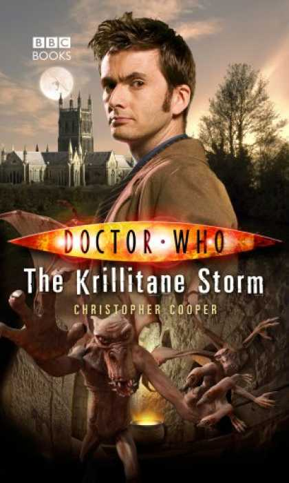 Doctor Who Books - Doctor Who: The Krillitane Storm
