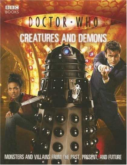 Doctor Who Books - Doctor Who: Creatures And Demons (Doctor Who (BBC Paperback))