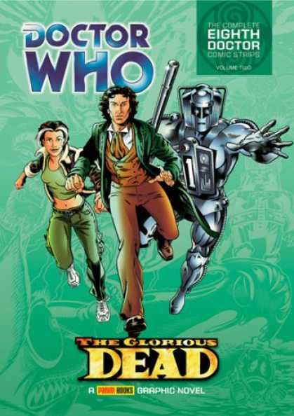 Doctor Who Books - Doctor Who - The Glorious Dead (Complete Eighth Doctor Comic Strips Vol. 2): Glo