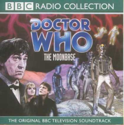 Doctor Who Books - Doctor Who: The Moonbase (BBC TV Soundtrack)