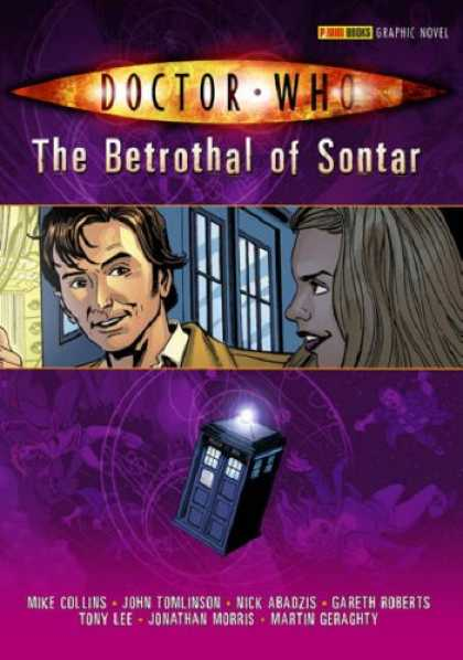 "Doctor Who Books - ""Doctor Who"": The Betrothal of Sontar (Dr Who)"