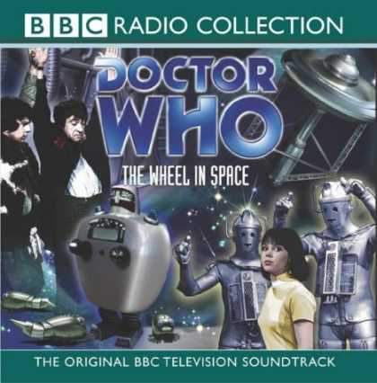 Doctor Who Books - Doctor Who: The Wheel in Space (BBC Radio Collection)