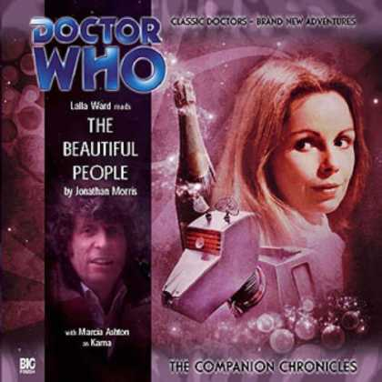 Doctor Who Books - The Beautiful People (Doctor Who: The Companion Chronicles)