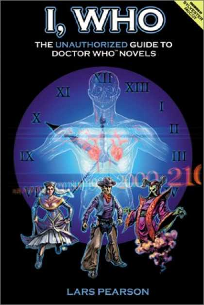 Doctor Who Books - I, Who: The Unauthorized Guide to Doctor Who Novels