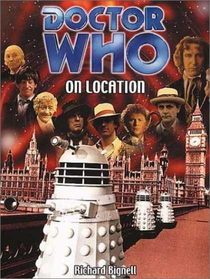 Doctor Who Books - Doctor Who on Location (Doctor Who (BBC Paperback))