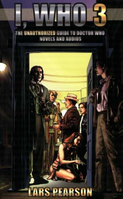 Doctor Who Books - I, Who 3: The Unauthorized Guide to Doctor Who Novels and Audios