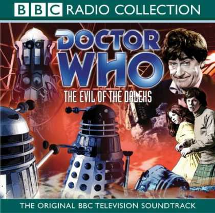 "Doctor Who Books - ""Doctor Who"", The Evil of the Daleks (Dr Who Radio Collection)"