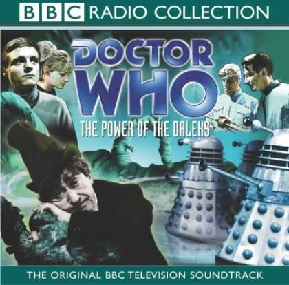 "Doctor Who Books - ""Doctor Who"", The Power of the Daleks (Dr Who Radio Collection)"