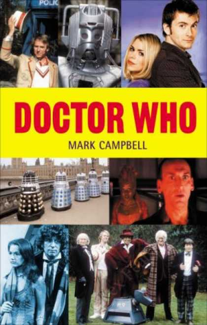 Doctor Who Books - Doctor Who (Pocket Essentials)