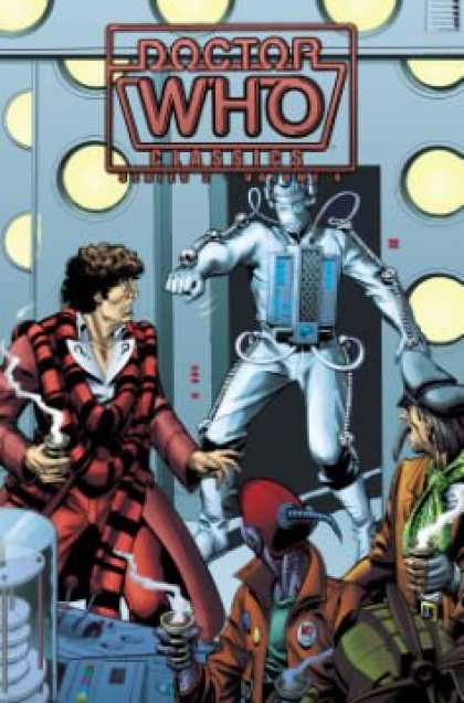 Doctor Who Books - Doctor Who Classics Volume 4