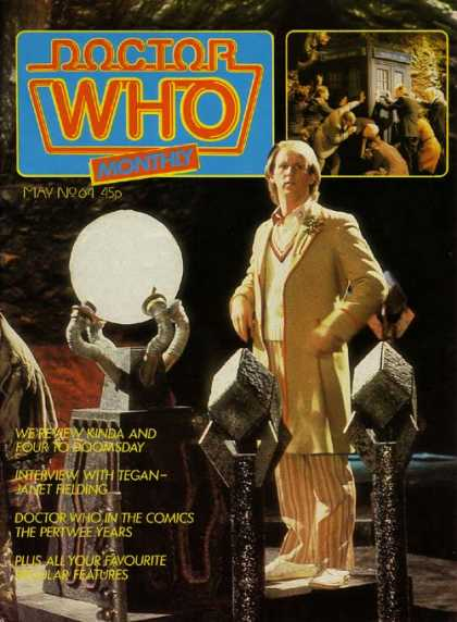 Doctor Who Magazine 64