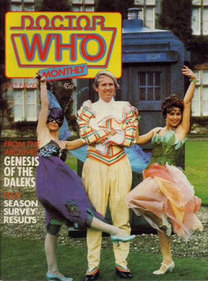 Doctor Who Magazine 69
