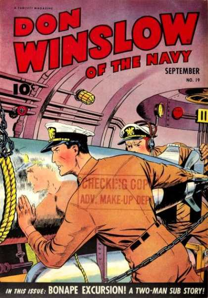 Don Winslow of the Navy 18
