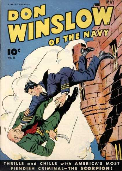 Don Winslow of the Navy 25
