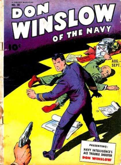 Don Winslow of the Navy 27