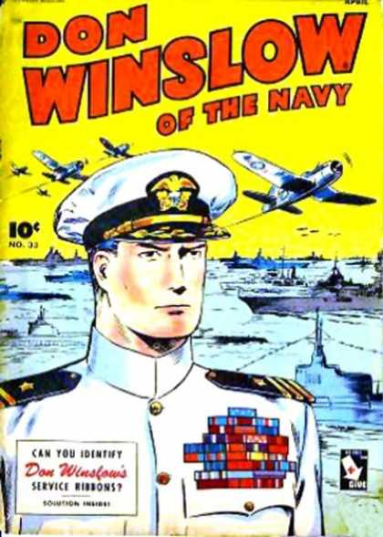 Don Winslow of the Navy 32
