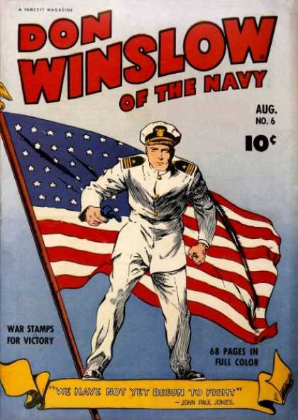 Don Winslow of the Navy 6