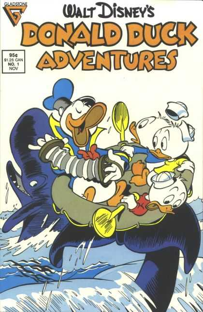 Donald Duck Adventures 1