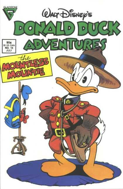 Donald Duck Adventures 13