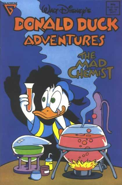 Donald Duck Adventures 15