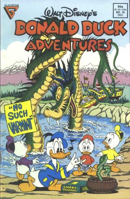 Donald Duck Adventures 18