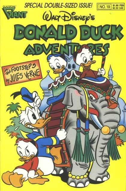 Donald Duck Adventures 19