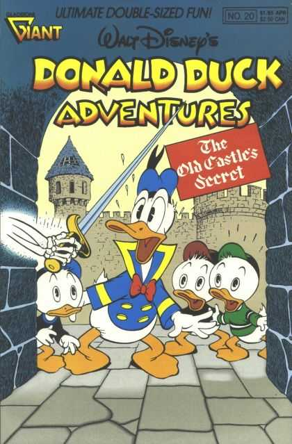 Donald Duck Adventures 20