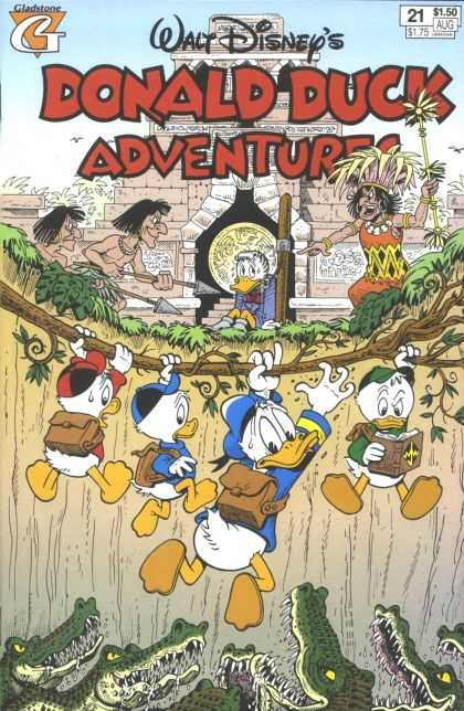 Donald Duck Adventures 21