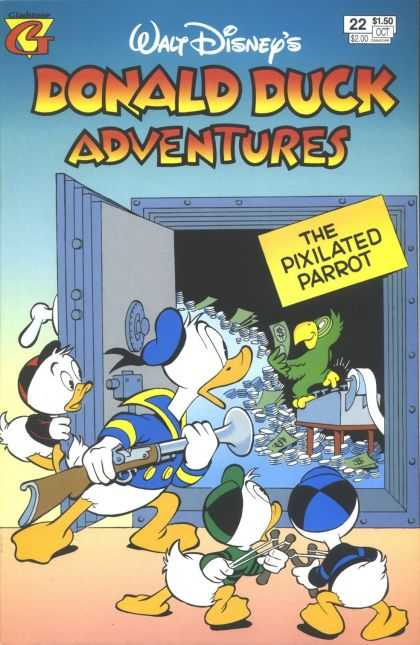 Donald Duck Adventures 22