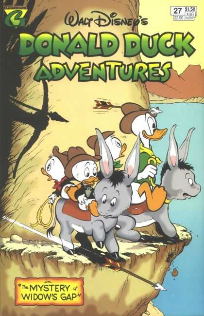 Donald Duck Adventures 27