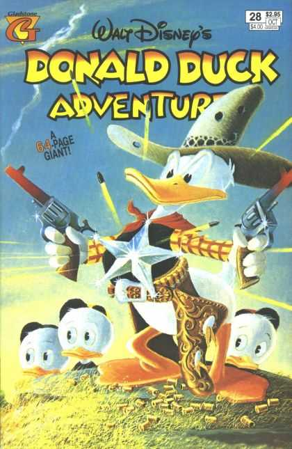 Donald Duck Adventures 28