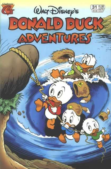 Donald Duck Adventures 31