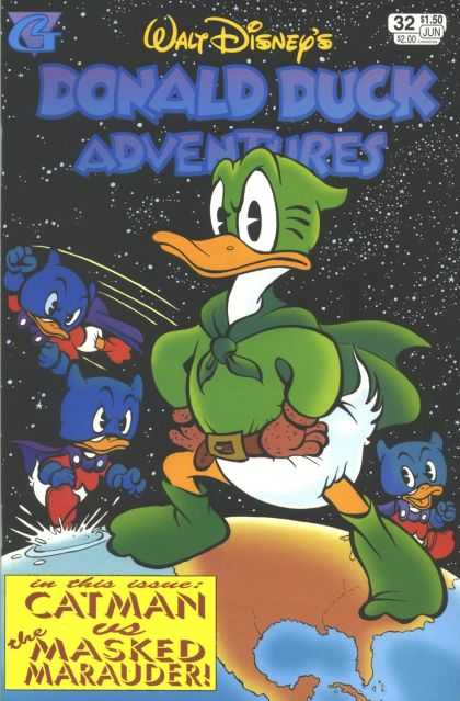 Donald Duck Adventures 32 - Stan Sakai
