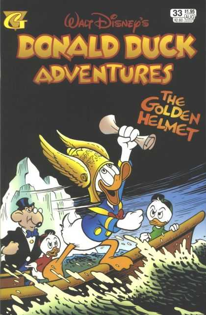 Donald Duck Adventures 33