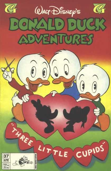 Donald Duck Adventures 37