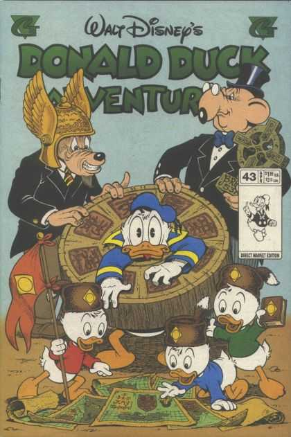 Donald Duck Adventures 43