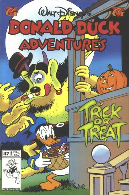 Donald Duck Adventures 47