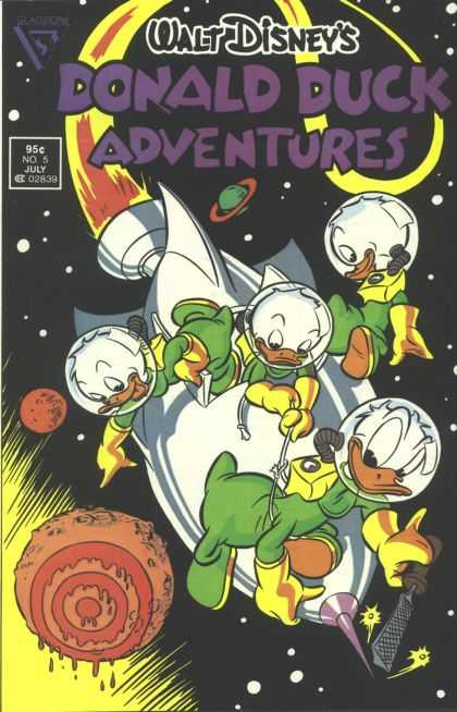Donald Duck Adventures 5