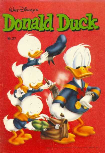Donald Duck (Dutch) - 27, 1982