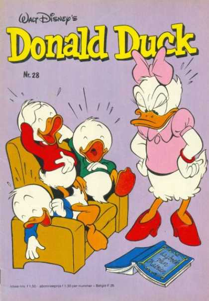 Donald Duck (Dutch) - 28, 1982